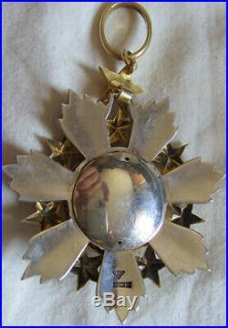 Dec5620 Commandeur Ordre De L'etoile De Jordanie