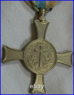 Dec6788 Croix De Mentana 1867 Napoleon III