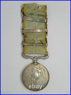 Decom 012 Medaille De Crimee 1854 Sebastopol Alma Balaklava Inkermann