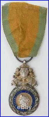 Decoration Medaille Militaire Armee De Versailles Maison Platt