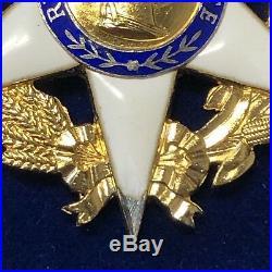 Decoration Ordre Commandeur Merite Agricole (N517)