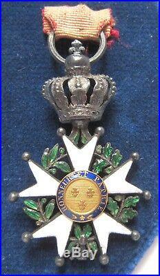 Diplôme +2 Ordre De La Légion D'honneur Restauration 1816 Roi France Louis XVIII
