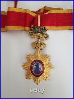 Dragon D Annam Belle Croix De Commandeur