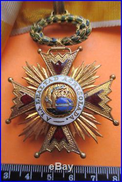 ESPAGNE Commandeur Ordre d'ISABELLE la CATHOLIQUE