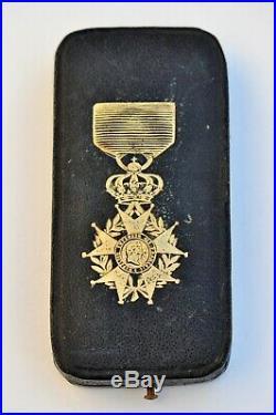 Écrin de chevalier de l'ordre de la Légion d'Honneur, Second Empire, 1852-1870