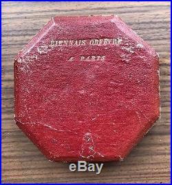 Ecrin plaque 1er Empire, BIENNAIS ORFEVRE A PARIS