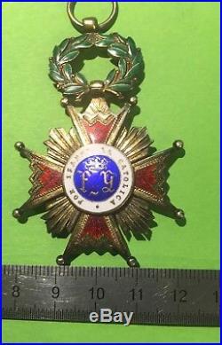 Espagne Ordre D'isabelle La Catholique