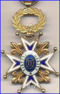 Espagne Ordre de Charles III