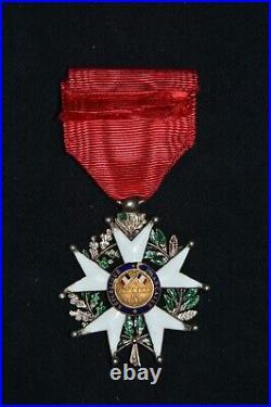 Etoile Chevalier Legion D'honneur-2° Republique-louis Napoleon Bonaparte 1848