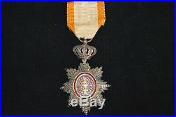 Etoile De Chevalier De L'ordre Royale Du Cambodge-extreme Orient-indochine