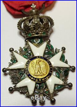 Etoile de LEGION d'HONNEUR, chevalier, 41 mm, argent, presidence /0008