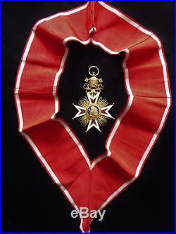 Fance Croix de chapitre de VIVIERS culte
