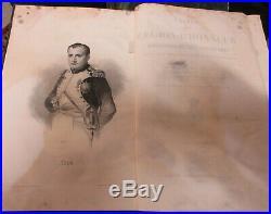 Fastes de la Légion d'honneur, 5 volumes Paris 1844-1847 Lievyns Verdot