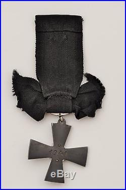 Finlande Ordre de la Croix de la Liberté, croix de chevalier, 1941