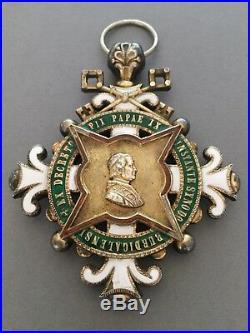 France Croix de Chapitre de Poitiers