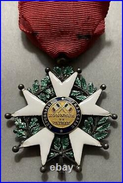 France Légion dhonneur Chevalier 2nde République