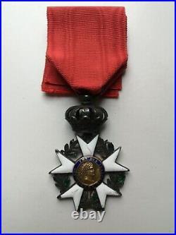 France Ordre De La Légion D'honneur 1er Empire Étoile De Chevalier Type 3