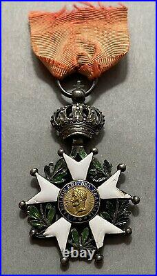 France Rare Légion dhonneur Chevalier 4ième type 1er Empire