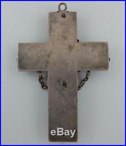 France Un Crucifix Militaire Du Guerre France-Prussie (Allemande) 1870
