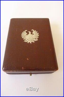 GRECE / COMMANDEUR ORDRE DU PHENIX 1926 / DECORATION / MEDAILLE/ 1er MODELE