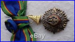 Grand Croix Ordre De La Couronne De Siam