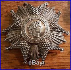 Grand Officier Legion d'honneur 3ème République