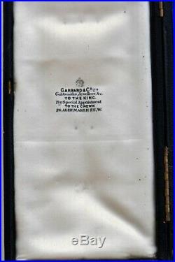 Grande Bretagne, Ordre de Saint Michel et Saint George, chevalier, 1er type