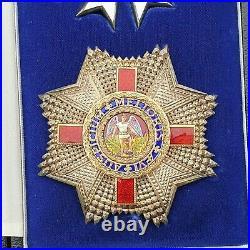 Grande Bretagne Ordre de St. Michel et St. George, Knight Commander, ensemble