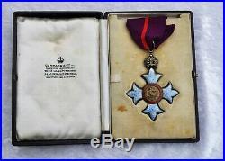Grande Bretagne, Ordre de l'Empire Britanique, Commandeur, 1 er type, militaire