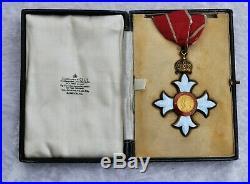 Grande Bretagne, Ordre de l'Empire Britannique, Commandeur, 2eme type, militaire