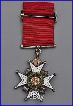 Grande Bretagne Ordre du Bain, croix de compagnon à titre militaire