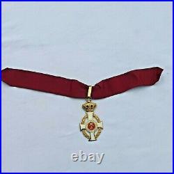 Grèce Ordre de George 1er, ensemble de Grand Officier