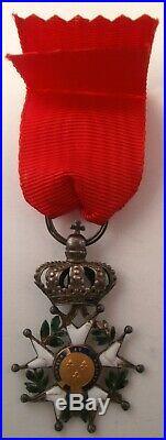 Ie Empire 4e Type Ordre Légion d'honneur Chevalier Restauration order France