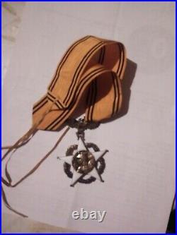 Insigne Chevalier De L'ordre Du Mérite Postal