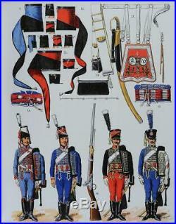 L'armée Française Par Lucien Rousselot Deux Volumes