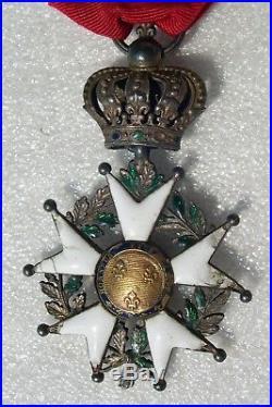LEGION D'HONNEUR époque RESTAURATION 1815-1830 medaille ordre