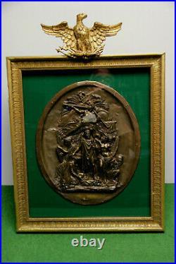 Le Triomphe Ou Le Couronnement De Napoleon 1 Er 1810