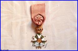 Legion D Honneur Restauration Officier