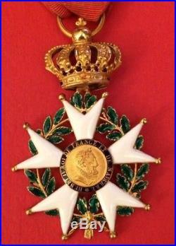 Legion D'honneur Officier En Or
