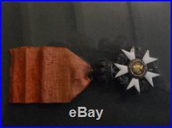 Legion Honneur 1°empire/arme D'honneur A Marengo Italie + Docs 59°demi Brigade