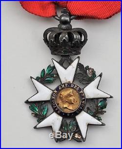 Légion d'Honneur, Empire, croix de chevalier, 3° type