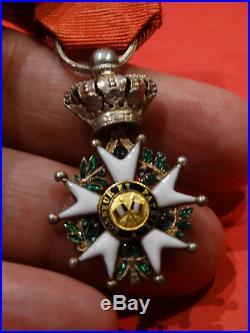 Légion d'Honneur Monarchie de Juillet en 25 mm