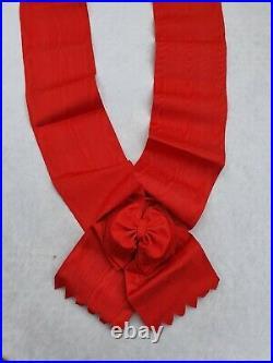 Légion d'Honneur écharpe de grand croix