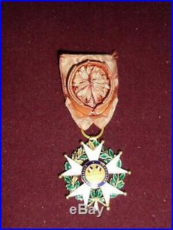 Légion d'Honneur en or époque 2ème République