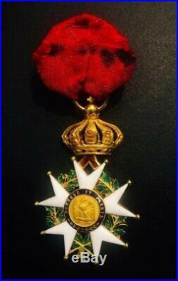 Légion d'honneur d'officier second empire