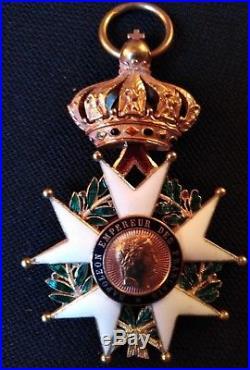 Legion d'honneur en or
