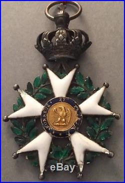 Légion dhonneur 1er Empire ou Présidence