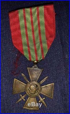 Liberation Croix de guerre 1944