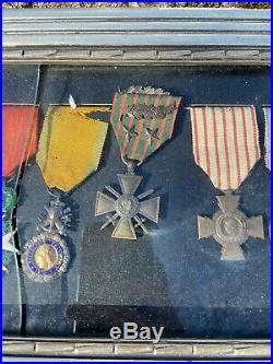 Lot De 13 Medailles Militaires Francaises