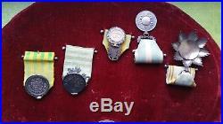 Lot Medaille Et Ordre Coloniale